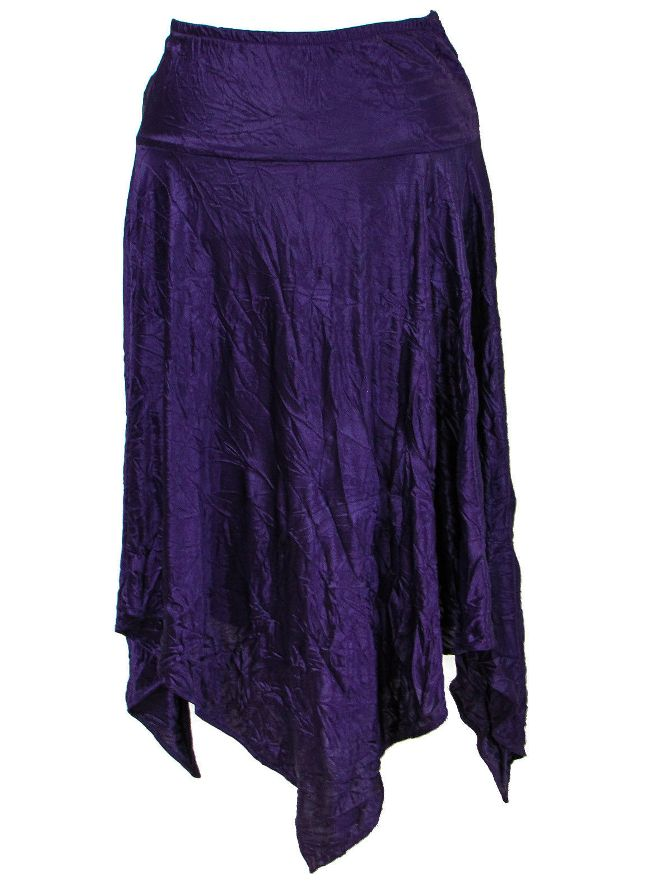 Eternal Love Violet Kerchief Skirt Bodre