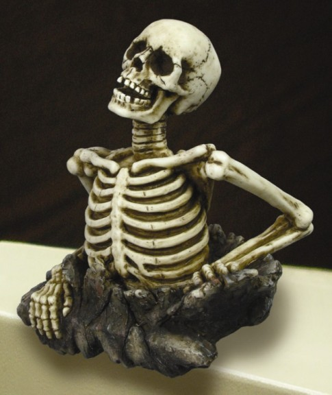 Skeleton PC Topper