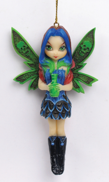 Jasmine Becket Griffith Nepenthe Fairy Ornament