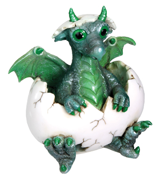 Phineas Green Dragon Hatching