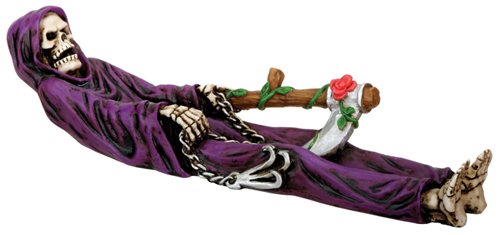 Grim Reaper Incense Burner