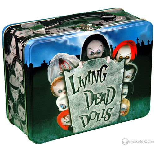 Living Dead Dolls Lunchpail