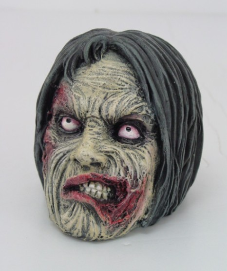 Woman Zombie Statue