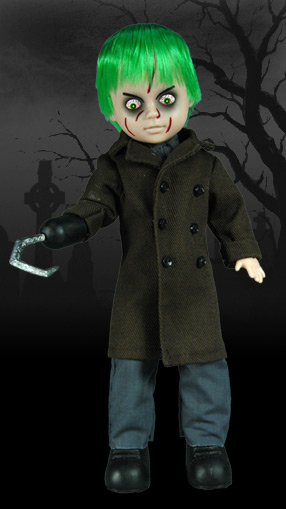 "Living Dead Dolls Series 17 Urban Legends ""The Hook"""