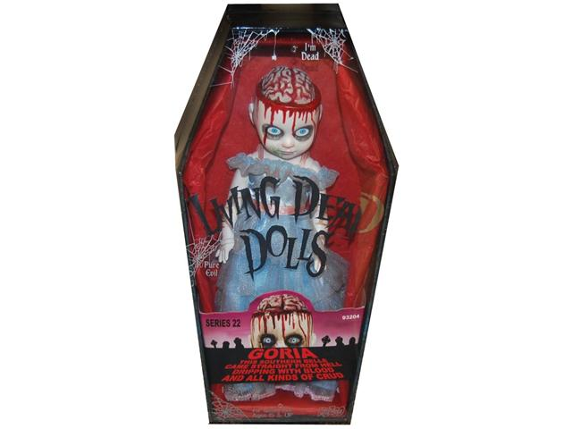 Living Dead Dolls Series 22 Zombies Goria