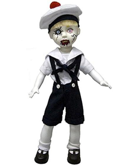 Living Dead Dolls Series 25 Cracked Jack