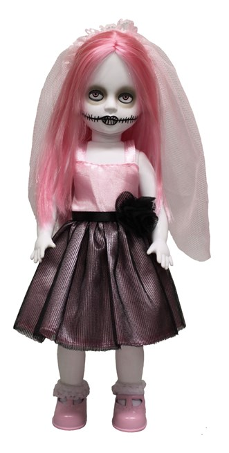 Living Dead Dolls Series 28 Sweet 16 Party Tina Pink