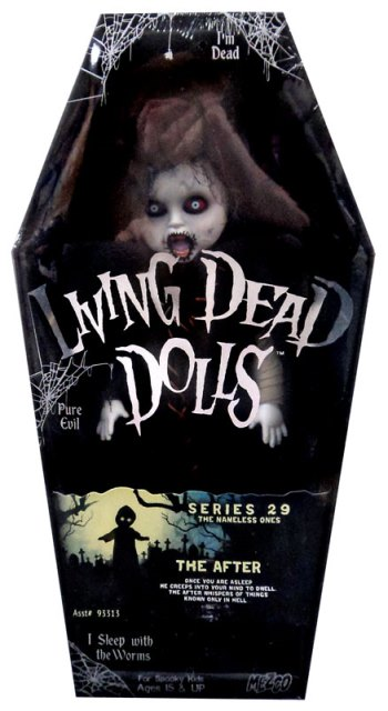 "Living Dead Dolls Series 29 The Nameless Ones ""The After"""