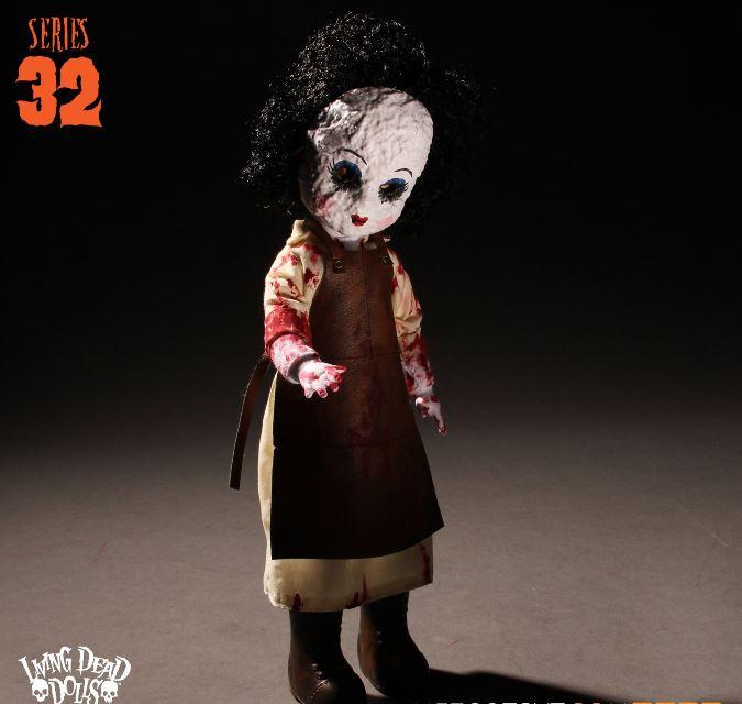 Living Dead Dolls Series 32 Halloween Butcher Boop The Skeletal ...