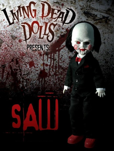 Living Dead Dolls Presents Saw