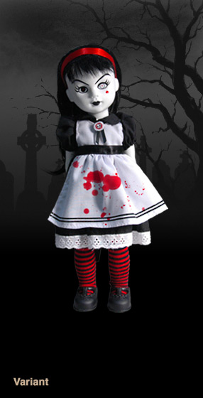 Living Dead Dolls in Wonderland VARIANT Sadie as Alice VARIANT