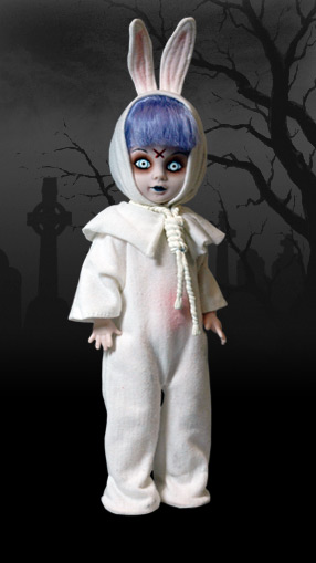 Living Dead Dolls 13th Anniversary Series Eggzorcist