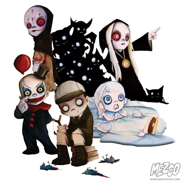 Living Dead Dolls 2 inch Figurine Blind Boxed Series 2