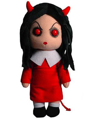 Living Dead Dolls Plush Series 2 Sin