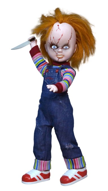 Living Dead Dolls Presents Chucky - Click Image to Close