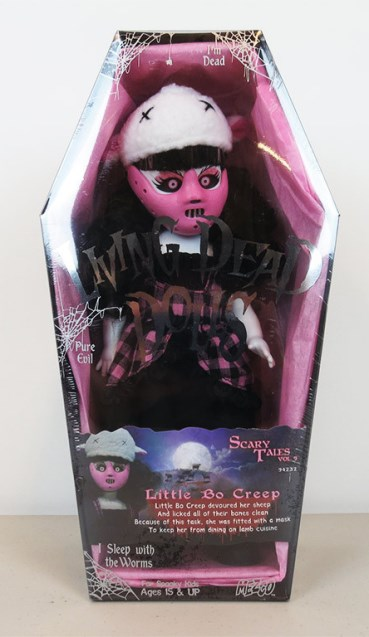 Living Dead Dolls Presents Scary Tales Little Bo Creep - Click Image to Close