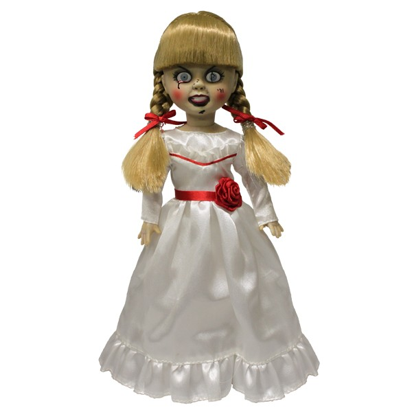 Living Dead Dolls Presents The Conjuring Annabelle Doll *VARIANT* - Click Image to Close