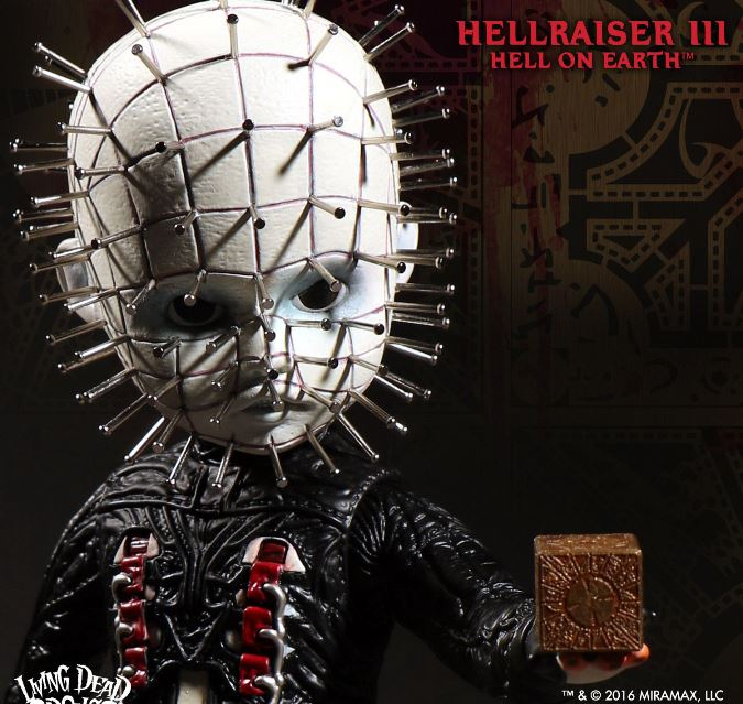 Hell Raiser Living Dead Doll