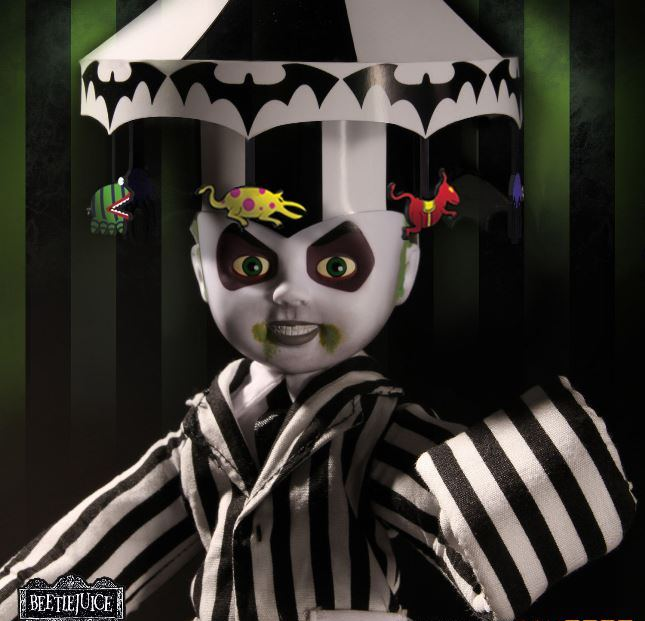 Living Dead Dolls Presents Showtime Beetlejuice