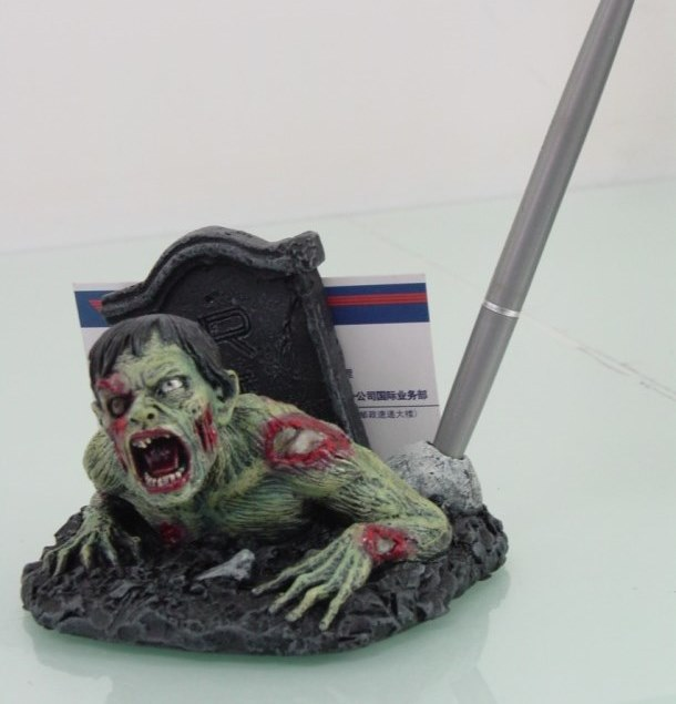 Zombie Name Card Holder