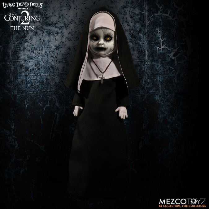 Living Dead Dolls Presents The Conjuring 2: Valak The Nun