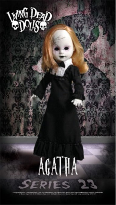 Living Dead Dolls Series 23 Agatha