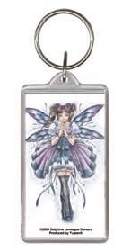 Fairy of hope acrylic keychain
