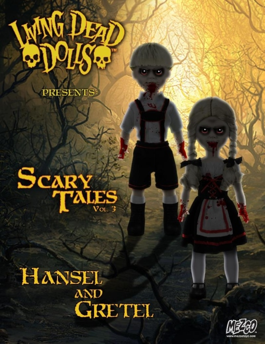 Living Dead Dolls Presents Scary Tales Hansel and Gretel