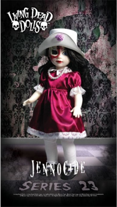 Living Dead Dolls Series 23 Jennocide