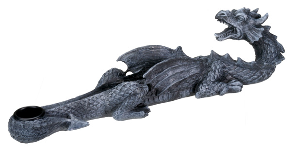 Snapping Dragon Incense Burner