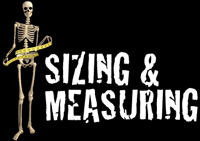 Sizing and Measuring