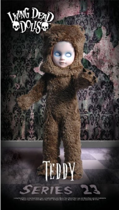 Living Dead Dolls Series 23 Teddy