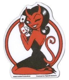 Lucky Devil Antenna Topper