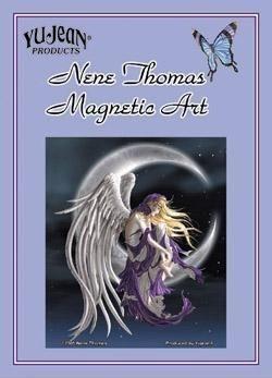moon dreamer fairy magnet nene thomas moon dreamer fairy magnet this
