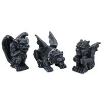 Mini Guardian Gargoyles Set of 3