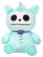 Small Unie Furry Bones Skellies Plush Toy