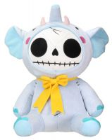 Elefun Furry Bones Skellies Plush Toy
