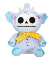 Small Elefun Furry Bones Skellies Plush Toy