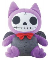 Flappy The Bat Furry Bones Skellies Plush Toy