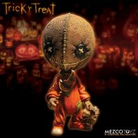 Mezco Trick R Treat Sam Stylized 6 Inch Vinyl Figure
