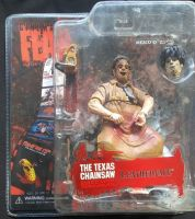 Cinema of Fear Texas Chain Saw Massacre Leatherface Mezco Series 1