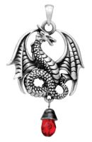 Gorbash Dragon Pendant Necklace