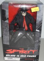 "Spirit Movie Deluxe 12"" Action Figure Mezco *MODERATELY DENTED BOX*"