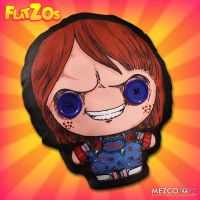 Chucky Child's Play Flatzos Plush