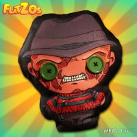 Freddy Krueger Nightmare on Elm Street Flatzos Plush