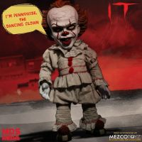Mezco Designer Series IT (2017): Mega Scale Talking Pennywise *SLIGHTLY DENTED BOX*