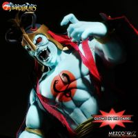 ThunderCats MUMM-RA Glow in the Dark 14-inch Mega Scale Action Figure Mezco *EXTREMELY DENTED BOX*