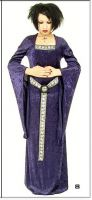 Eternal Love Violet Medieval Princess Dress