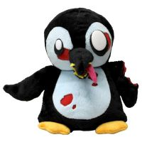 Living Dead Dolls Creepy Cuddlers Zombies 3 Frostbite Penguin