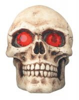 Skull Shift Knob W/Red Eyes